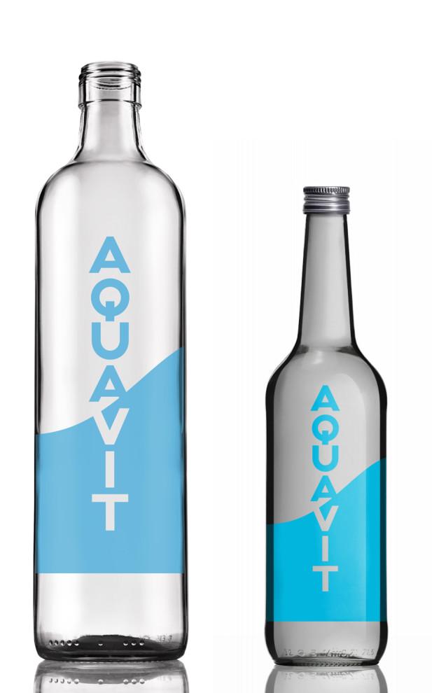 Aquavit, Design basierend auf Wasser